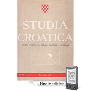 Studia Croatica - números 58-59 - 1975 (Spanish Edition) (Kindle Edition)