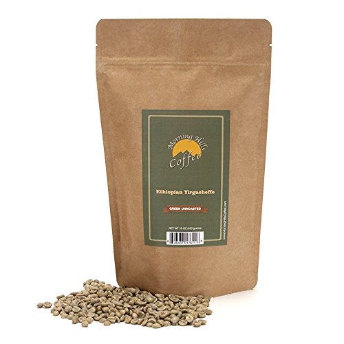 5 Pounds Ethiopian Yirgacheffe Green Unroasted Coffee Beans by Morning Hills Coffee (Image #6)
