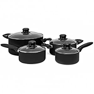 Best Choice Products 15-Piece Non-Stick Cookware Set