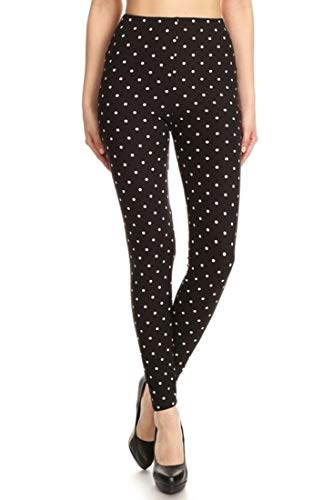 Black Dot Legging - 4