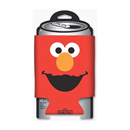 Sesame Street Elmo Big Face Can ()