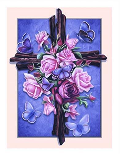 10 best diamond painting roses full drill