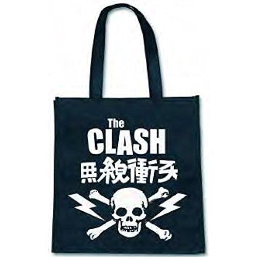 Clash - Shopping Bag Skull (in 36 x 38 cm)