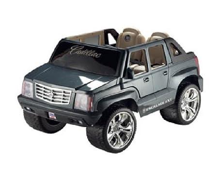 Amazon.com: Power Wheels Cadillac Escalade8482;: Toys & Games on