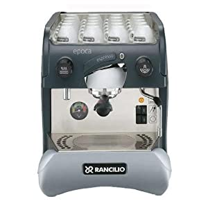 Rancilio Epoca S Tank 1 Espresso Machine