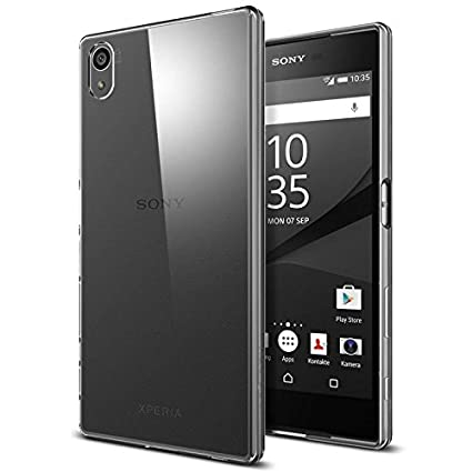 uk availability 70895 059ef SmartLike Exclusive for Sony Xperia Z5 Dual 5.2 inches - Transparent Candy  Back Cover Clear Thin Case - for Sony Xperia Z5 Dual 5.2 inches