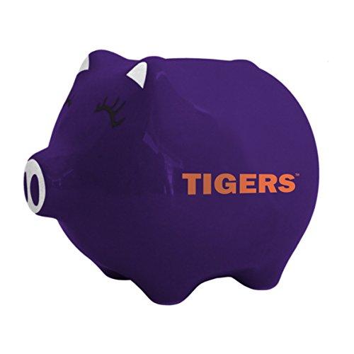 Clemson Piggy Bank (NCAA Clemson Tigers Ceramic Piggy Bank)