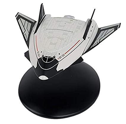 Star Trek Starships Vehicle U0026 Collectors Magazine #128: OV 165 Starship