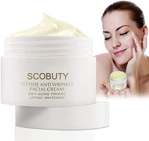 Peptide Wrinkle Cream,Anti-Wrinkle Cream,Anti aging serum,Anti-Aging Face Moisturizer Cream,Firming, Moisturizing,Lightening Wrinkles,Fights the Appearance of Wrinkles, Fine Lines,Best Day and Night