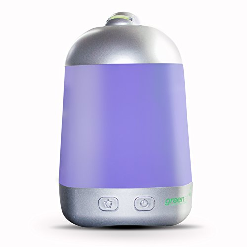 GreenAir SpaVapor+ Instant Wellness 150ml Essential Oil Diffuser for Aromatherapy
