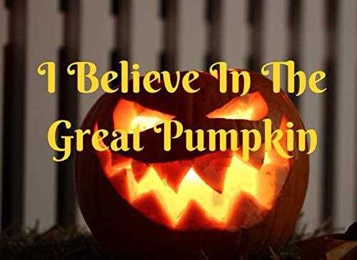 I Believe In The Great Pumpkin: Halloween Guest