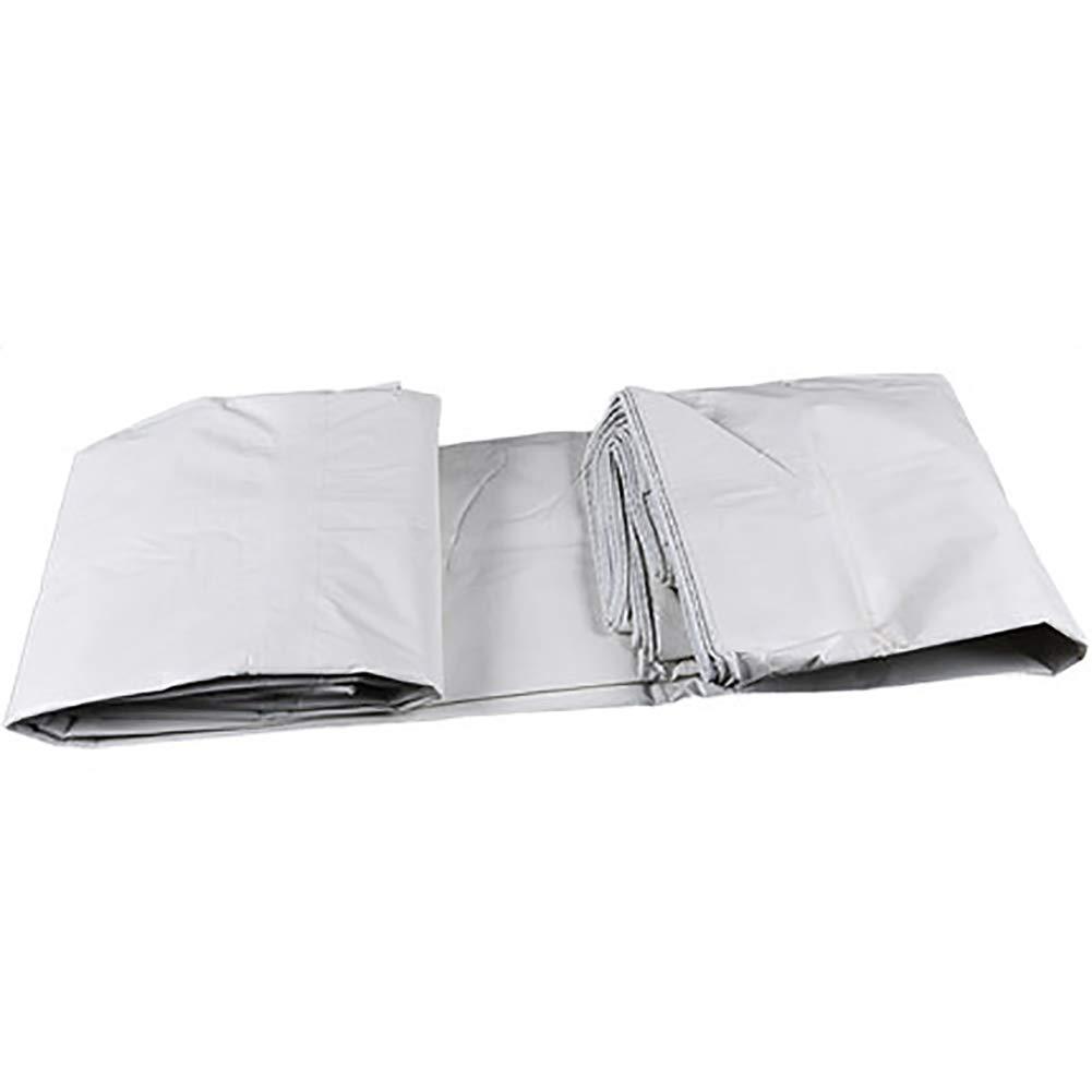 Z&YY Weiße Falle, Kälteschutzisolierung Außenplanenplane Außenplanenplane Außenplanenplane Sonnenschutz-Fachstoff verstärkter Regenschutz, 140G   M2 B07MNGWFYM Zeltbden Vitalität 1e99db