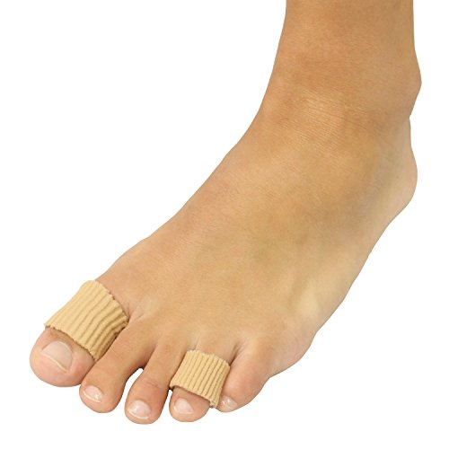 toe-sleeves-by-vivesole-6-pack-silicone-gel-compression-toe-finger-protector-cushion-tubes-bandage-p