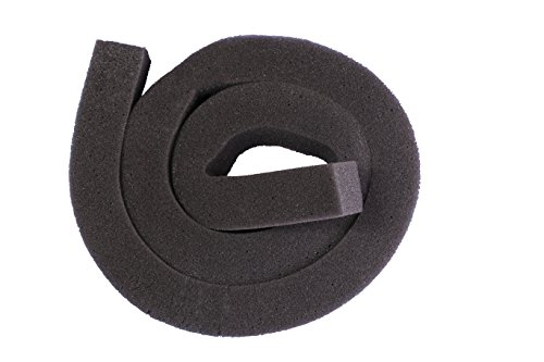 Supply Guru Air Conditioning Foam Seal Strip/Draft Guard, 42