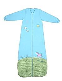 Slumbersac Winter Baby Sleeping Bag Long Sleeves approx. 3.5 Tog - Pony - 12-36 months