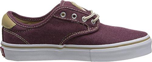 Vans Chima Pro (Oxford) Burgund Kids XKZDM7 Schuh