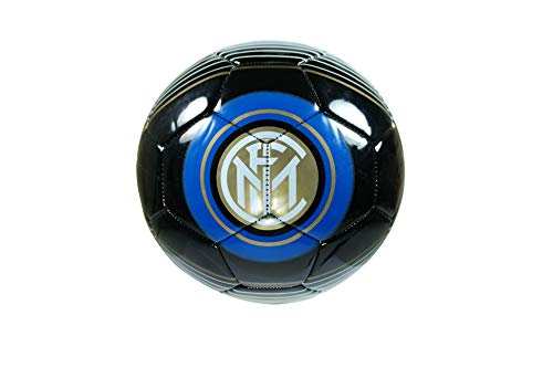 Inter Milan Authentic Official Licensed Soccer Ball Size 5-01-1 ()