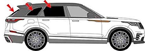 Car Sunprotection privacy shades sunshades tints Velar build from 17 Item 53881-5