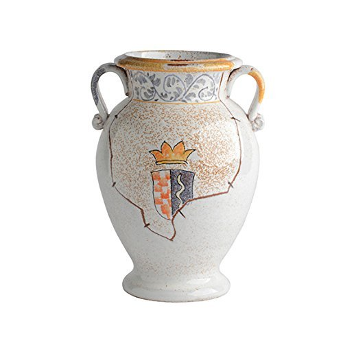 Modigliani Italian Dinnerware - Vase - Handmade in Italy from Our Frammenti Collection