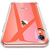 ESR Essential Zero Case for iPhone XR, Slim Clear Soft TPU Cover [Supports Wireless Charging] for The iPhone XR 6.1'' (Released in 2018), Clear