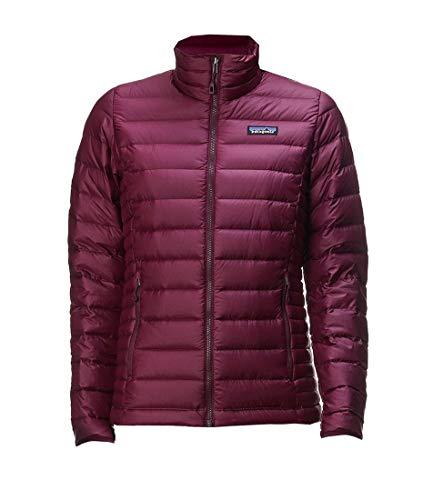 Patagonia Women's Down Sweater Jacket Dark Current XS