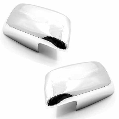 (TX Racing Shipping from USA Chrome Door Mirror Covers for 2005-2018 Nissan Frontier / 2005-2015 Nissan Xterra / 2005-2012 Nissan Pathfinder)