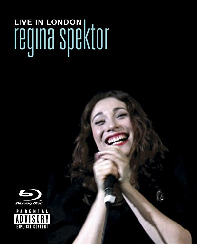 Regina Spektor: Live in London [CD/Blu-ray]