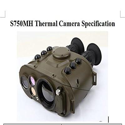 DALI S750MH- night surveillance, security, anti-smuggling, criminal investigation surveillance infrared camera