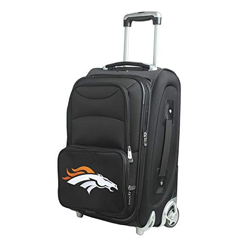 NFL Denver Broncos 21-inch Carry-On Luggage