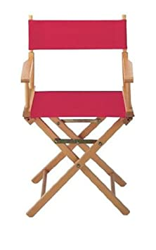 Director Chair Cover Kit Color Red