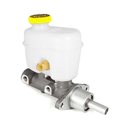 Replace Brake Master Cylinder - 8