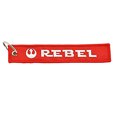Apex Imports Rebel Alliance Remove Before Flight Style Key Chain 5.5