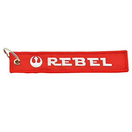 (Apex Imports Rebel Alliance Remove Before Flight Style Key Chain 5.5
