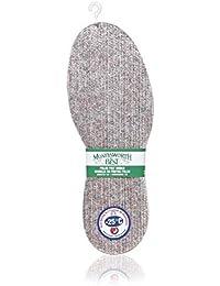 Arctic Thermal Wool Felt/Aluminum Winter-Warm Insoles 1 Pair, Size 12