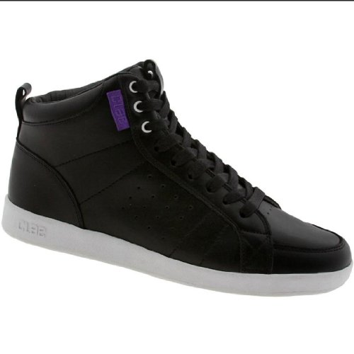 Clae Men's Russell (black / purple)-11.0