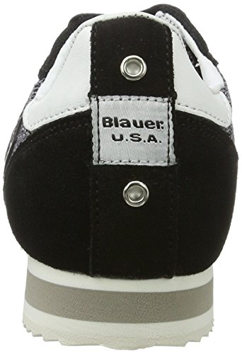 black White Mesh Blauer 7SWBOWLINGMESBLK Black Mesh Blauer Bowling Bowling White Black 7SWBOWLINGMESBLK Bowling black Blauer Mesh dwqAaw6