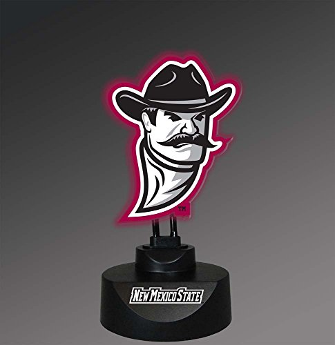 Memory Company NCAA New Mexico State University Col-Nms-1808Neon Lamp, Multi, One Size