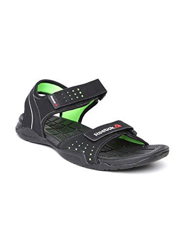 e38831b364fa Reebok Men Black Z Connect Sports Sandals (9 UK)  Buy Online at Low ...