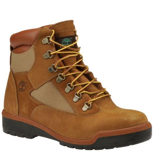 "Timberland Men's 6"" Field Boot - Dark Tan"