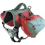 Kurgo Baxter Dog Backpack, Sea Glass - Lifetime Warranty