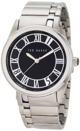 Ted Baker Men's TE3027 About Time Custom Analog Single Lug Watch