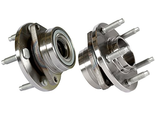 - Callahan 513100X2 [2] Pair FRONT Premium Grade [ 5 Lug ] Wheel Hub Bearing Assemblies [ 513100 ]