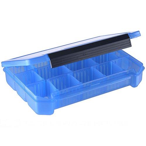Gamakatsu G3200 G-Box, Slit Foam Utility Case, 3202, Blue