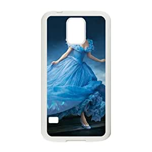 Samsung Galaxy S5 Phone Case White Cinderella VLN1128449