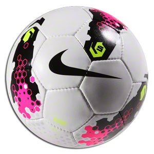 c1661699c7 Nike5 Rolinho Clube Ball - White Pink Flash  Amazon.co.uk  Sports ...