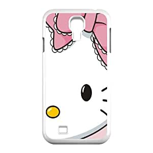 T-TGL(RQ) Customized New Printed Phone Case for Samsung Galaxy S4 I9500 diy Hello Kitty case