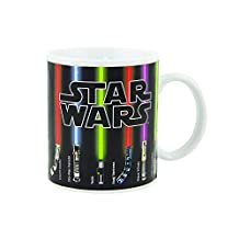 Star Wars Lightsaber Heat Change Mug Magic Cup