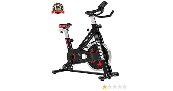 Yaumany - Bicicleta estática de ciclismo de interior cardio ...