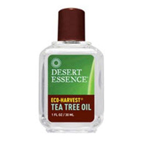 Eco-Harvest Tea Tree Oil 1 FL Oz by Desert Essence supply:healthylife.usa