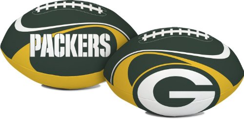 in. Softee Football Packers ()